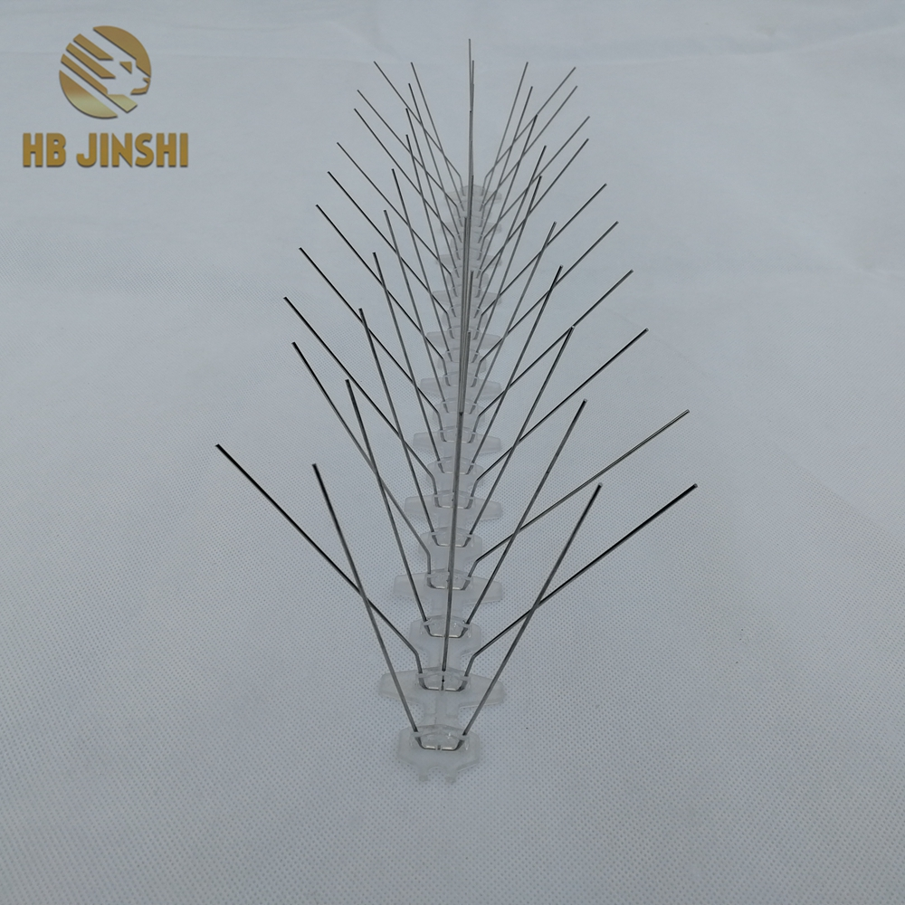 50cm Longitud Bird Dispositivos de acero inoxidable anti-Bird Spikes